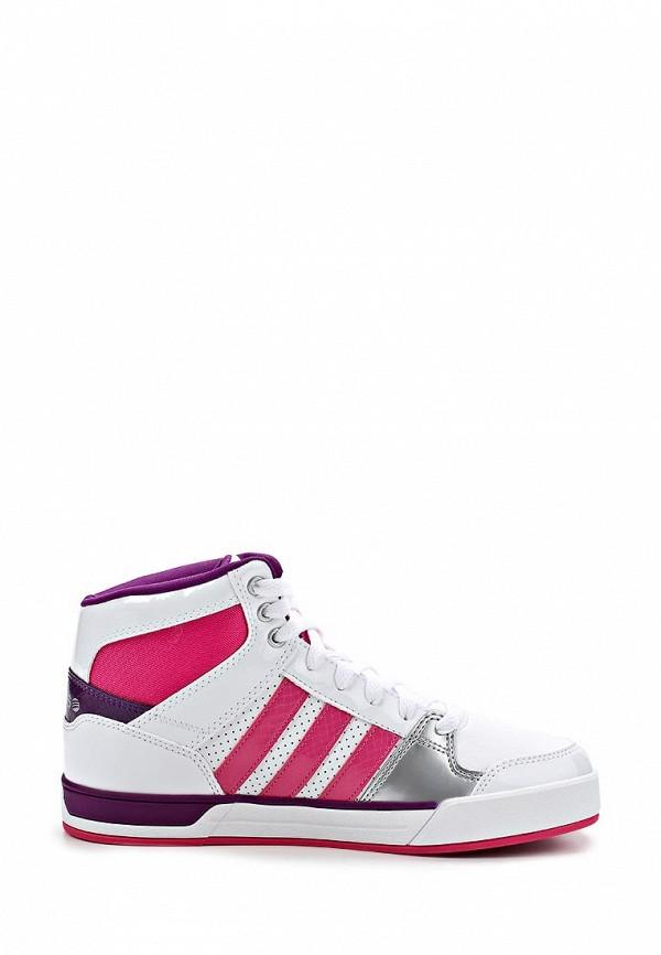 Женские кеды Adidas Neo (Адидас Нео) F38627: изображение 5