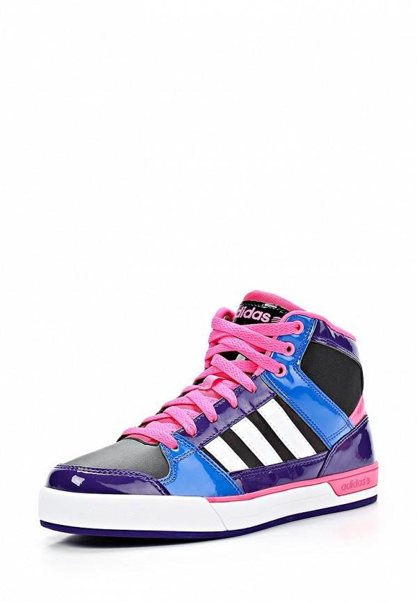 Женские кеды Adidas Neo (Адидас Нео) F38628: изображение 1