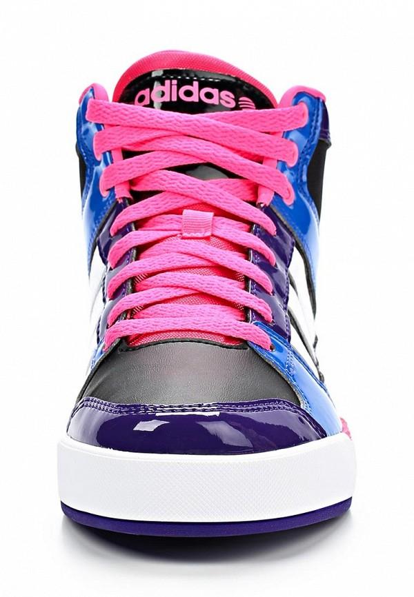 Женские кеды Adidas Neo (Адидас Нео) F38628: изображение 3