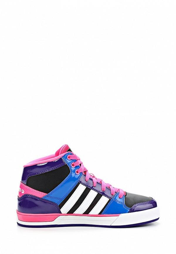 Женские кеды Adidas Neo (Адидас Нео) F38628: изображение 4