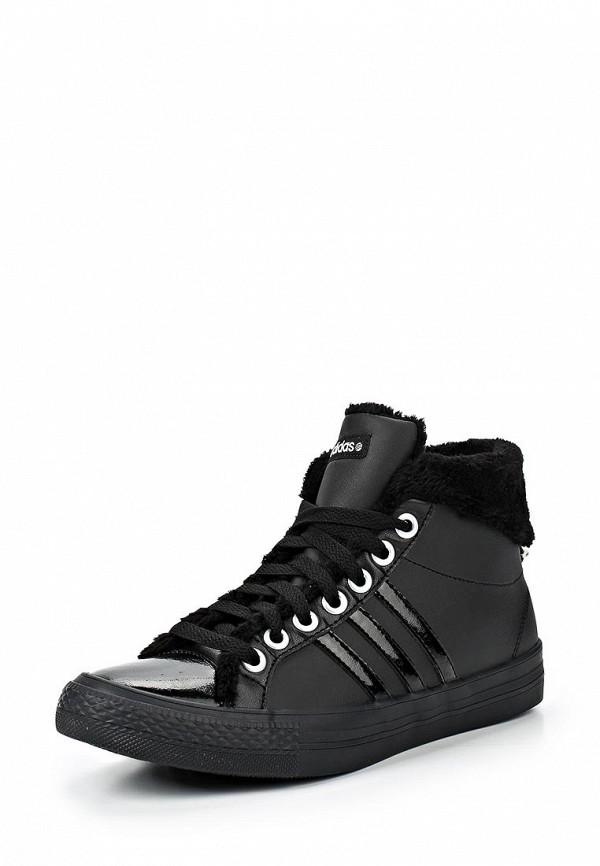 Женские кеды Adidas Neo (Адидас Нео) F38685: изображение 1
