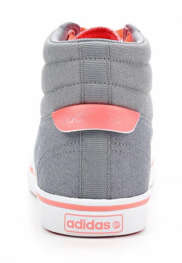 Женские кеды Adidas Neo (Адидас Нео) F38689: изображение 3