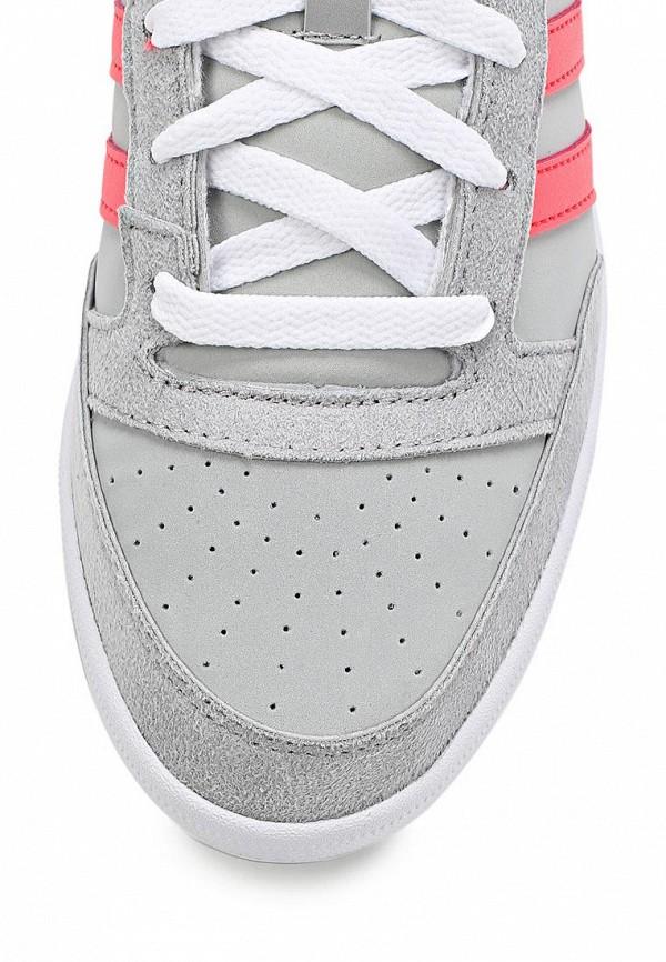 Женские кеды Adidas Neo (Адидас Нео) F38386: изображение 9
