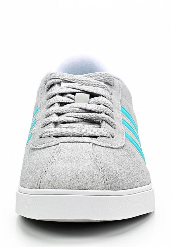 Женские кеды Adidas Neo (Адидас Нео) F38701: изображение 5