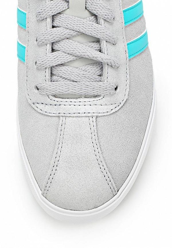 Женские кеды Adidas Neo (Адидас Нео) F38701: изображение 9