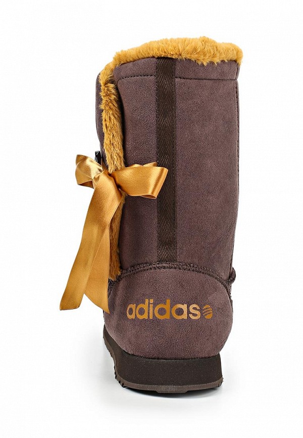Женские угги Adidas Neo (Адидас Нео) F76180: изображение 3