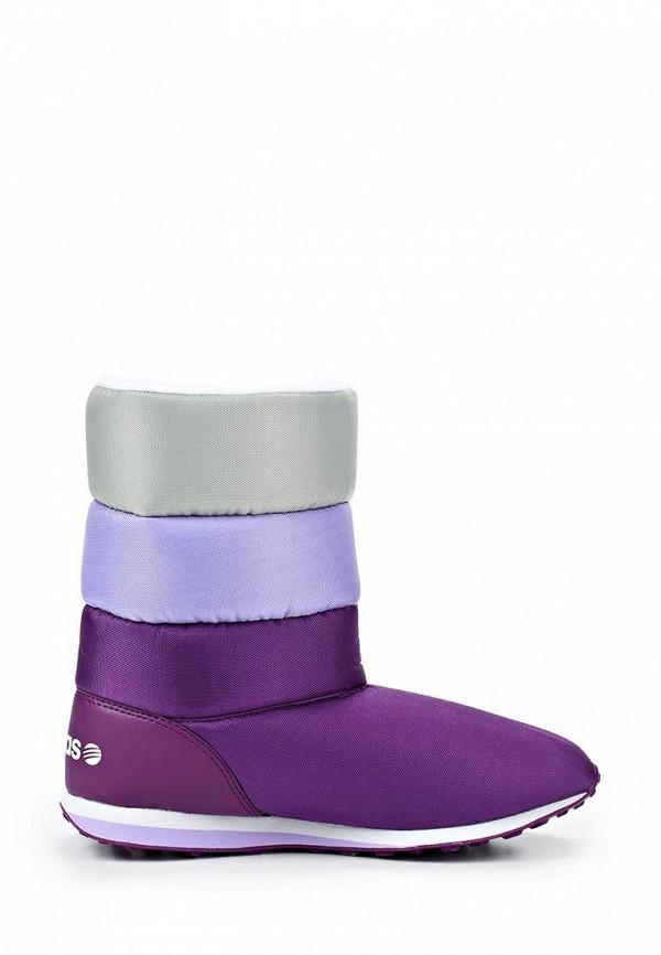 Женские дутики Adidas Neo (Адидас Нео) F76195: изображение 7
