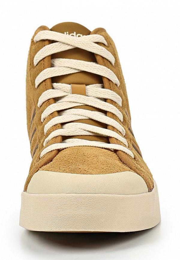 Женские кеды Adidas Neo (Адидас Нео) F76163: изображение 6