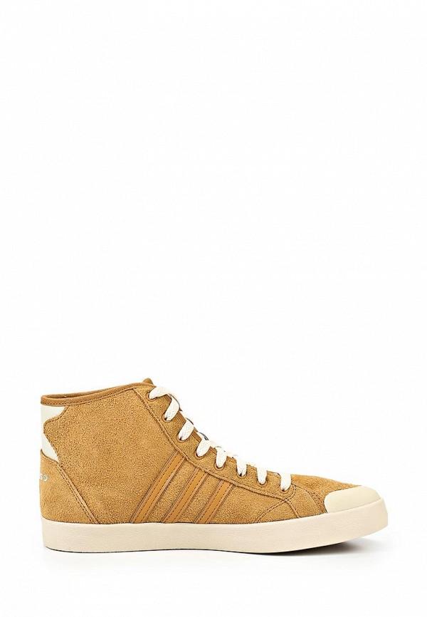 Женские кеды Adidas Neo (Адидас Нео) F76163: изображение 8