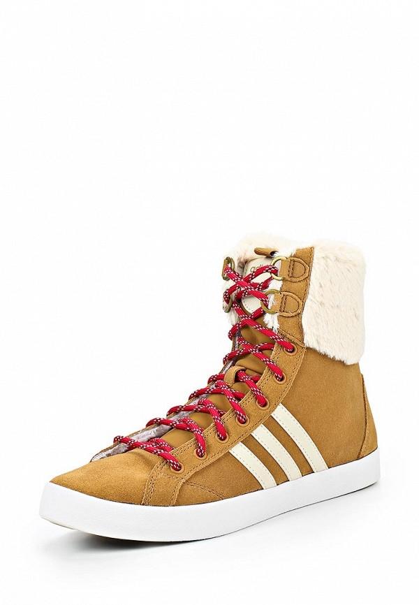 Женские кеды Adidas Neo (Адидас Нео) F76171: изображение 1