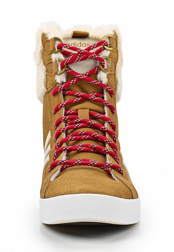 Женские кеды Adidas Neo (Адидас Нео) F76171: изображение 4