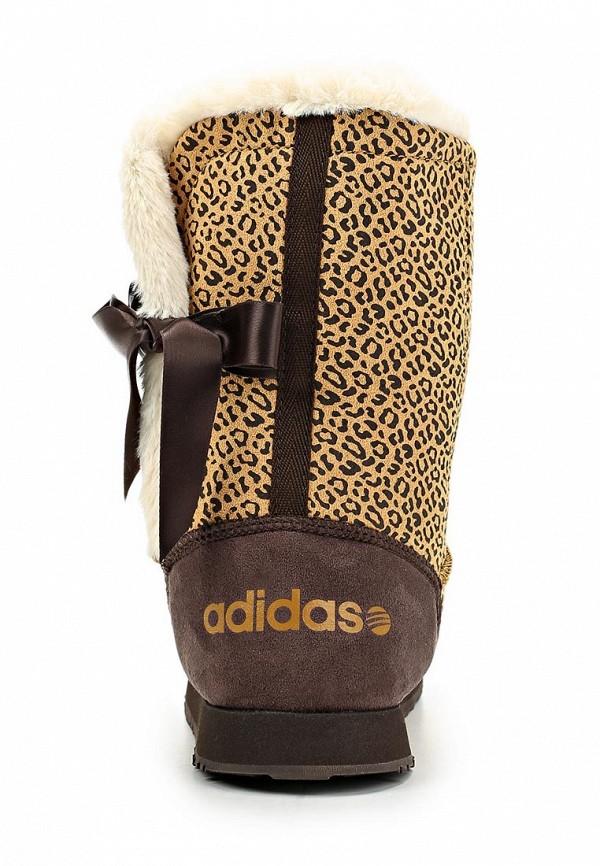 Женские угги Adidas Neo (Адидас Нео) F76182: изображение 3