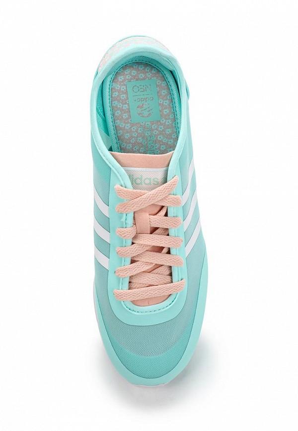 Женские кроссовки Adidas Neo (Адидас Нео) F97990: изображение 4
