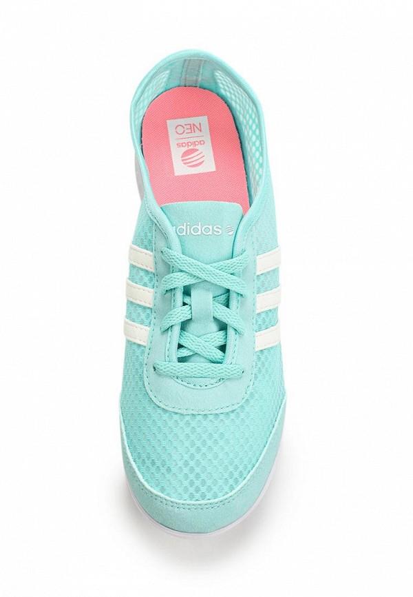 Женские кроссовки Adidas Neo (Адидас Нео) F97695: изображение 4