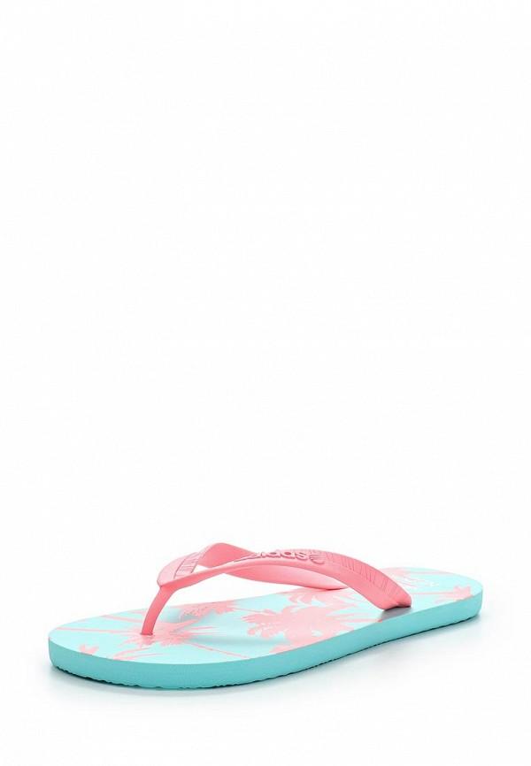 Женские сланцы Adidas Neo (Адидас Нео) F97706: изображение 1