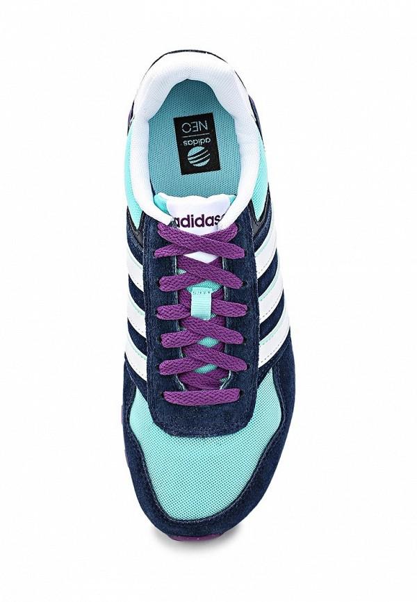 Женские кроссовки Adidas Neo (Адидас Нео) F97667: изображение 4
