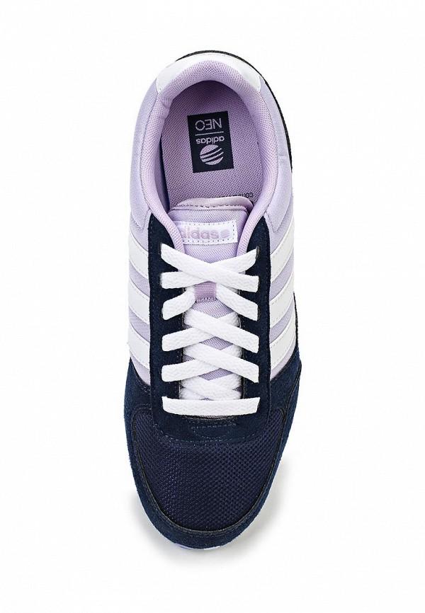 Женские кроссовки Adidas Neo (Адидас Нео) F97672: изображение 4