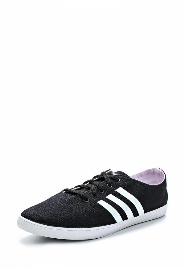 Женские кеды Adidas Neo (Адидас Нео) F97687: изображение 1