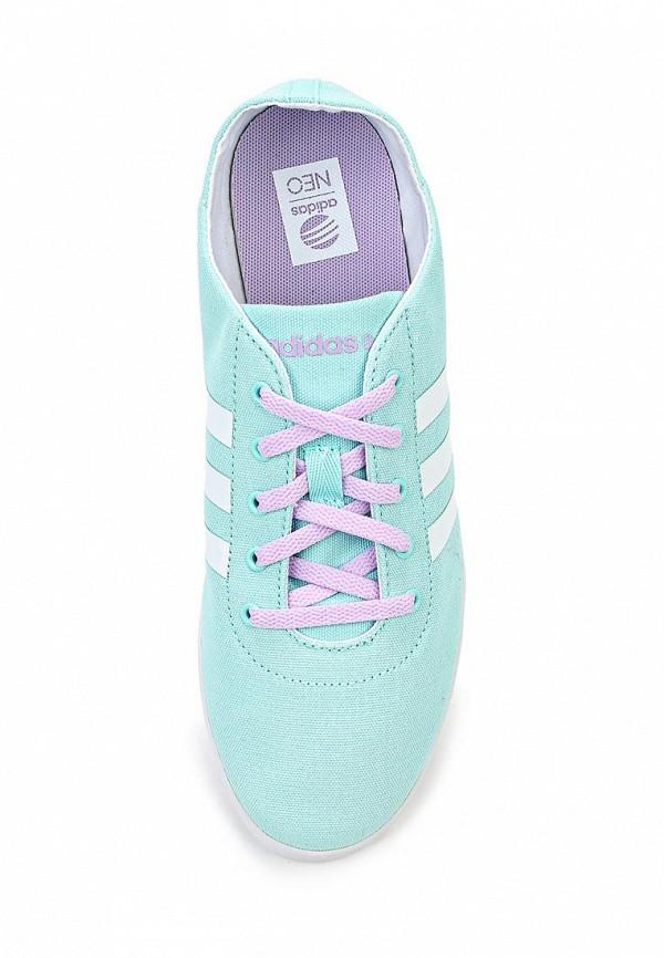 Женские кеды Adidas Neo (Адидас Нео) F97688: изображение 4