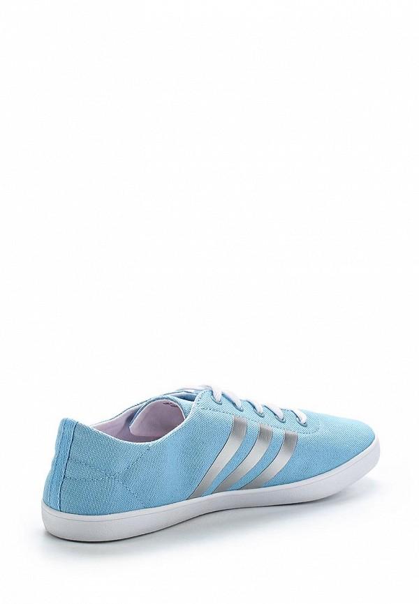 Женские кеды Adidas Neo (Адидас Нео) F97691: изображение 2