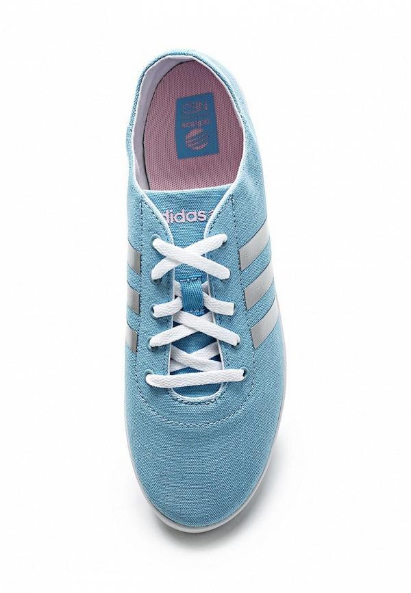 Женские кеды Adidas Neo (Адидас Нео) F97691: изображение 4