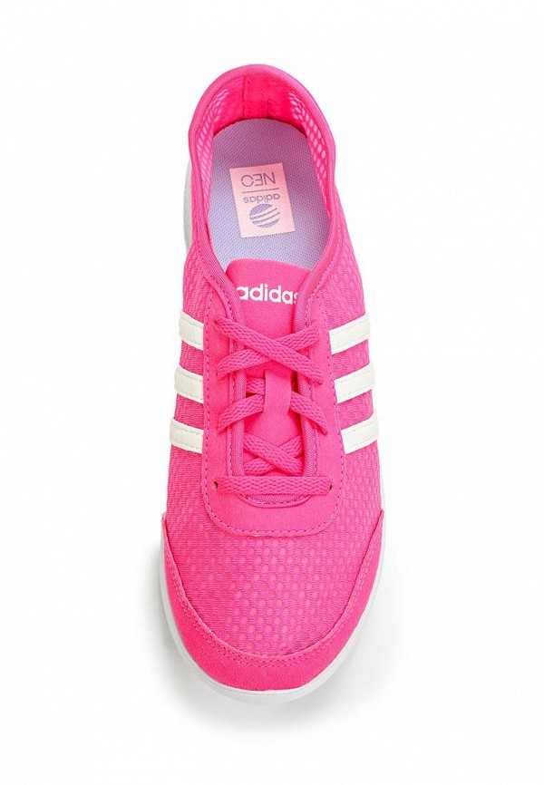 Женские кеды Adidas Neo (Адидас Нео) F97693: изображение 4