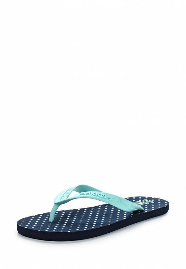 Женские сланцы Adidas Neo (Адидас Нео) F97704: изображение 1