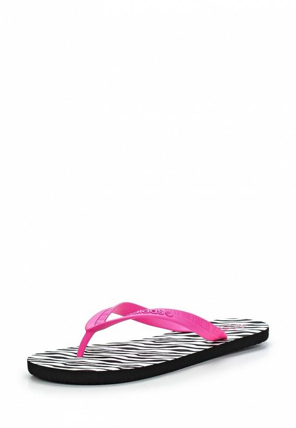 Женские сланцы Adidas Neo (Адидас Нео) F97705: изображение 1