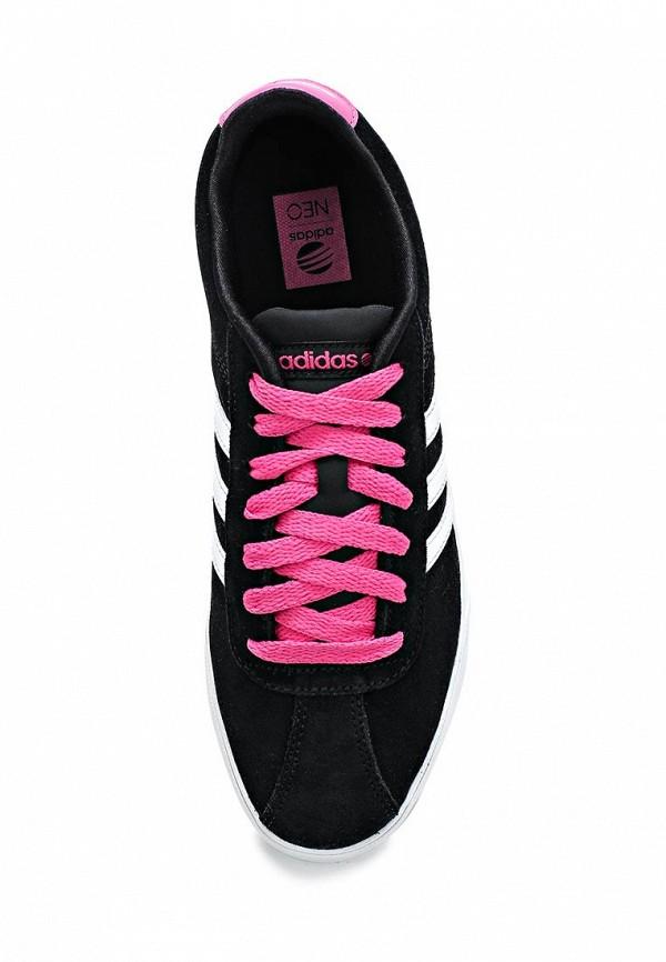 Женские кеды Adidas Neo (Адидас Нео) F97710: изображение 4