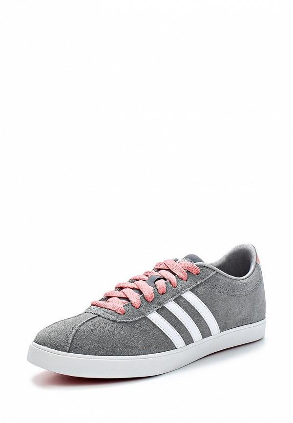 Женские кеды Adidas Neo (Адидас Нео) F97713: изображение 1