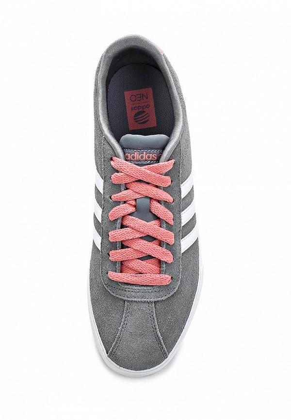 Женские кеды Adidas Neo (Адидас Нео) F97713: изображение 4