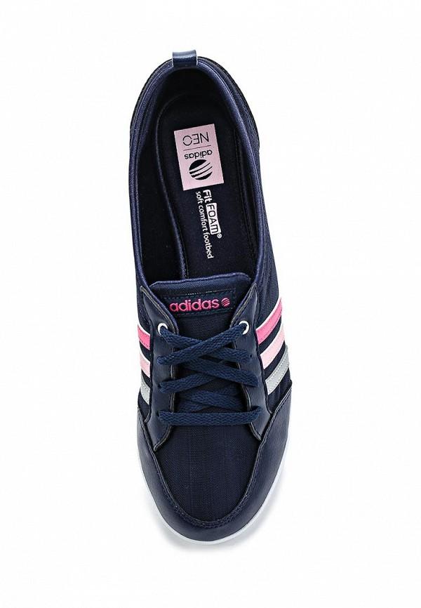 Женские кеды Adidas Neo (Адидас Нео) F97717: изображение 3