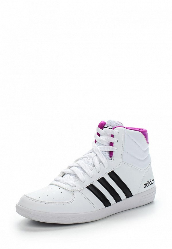 Женские кеды Adidas Neo (Адидас Нео) F97814: изображение 1