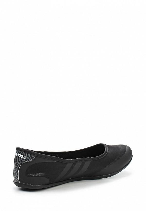 Женские балетки Adidas Neo (Адидас Нео) F97966: изображение 2