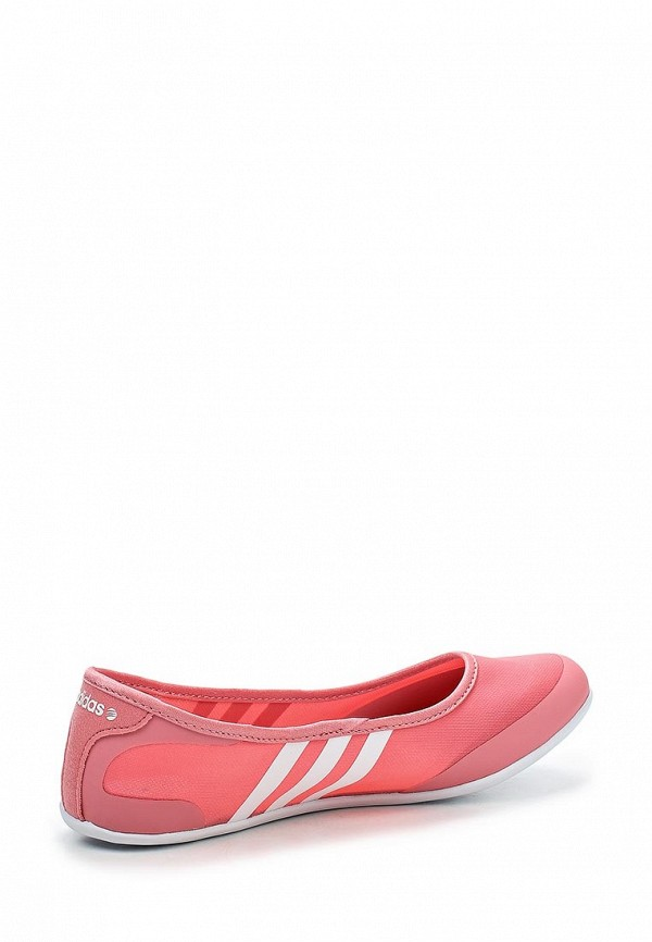 Женские балетки Adidas Neo (Адидас Нео) F97968: изображение 2