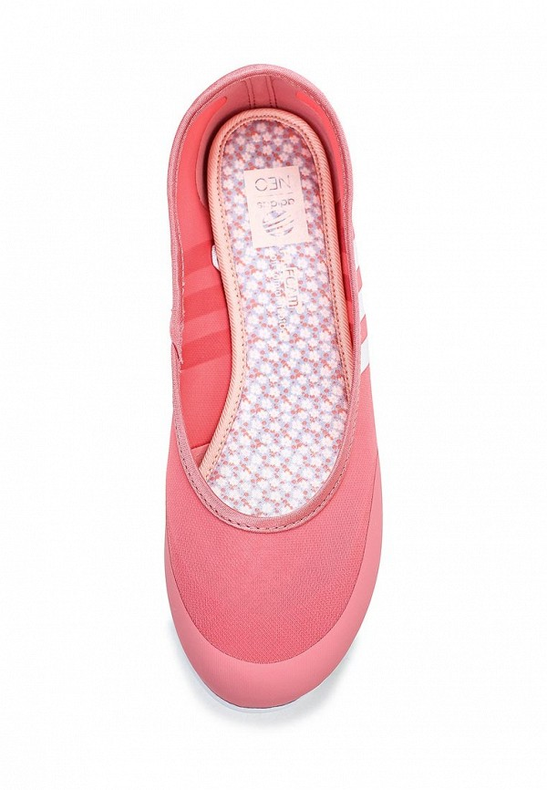 Женские балетки Adidas Neo (Адидас Нео) F97968: изображение 4