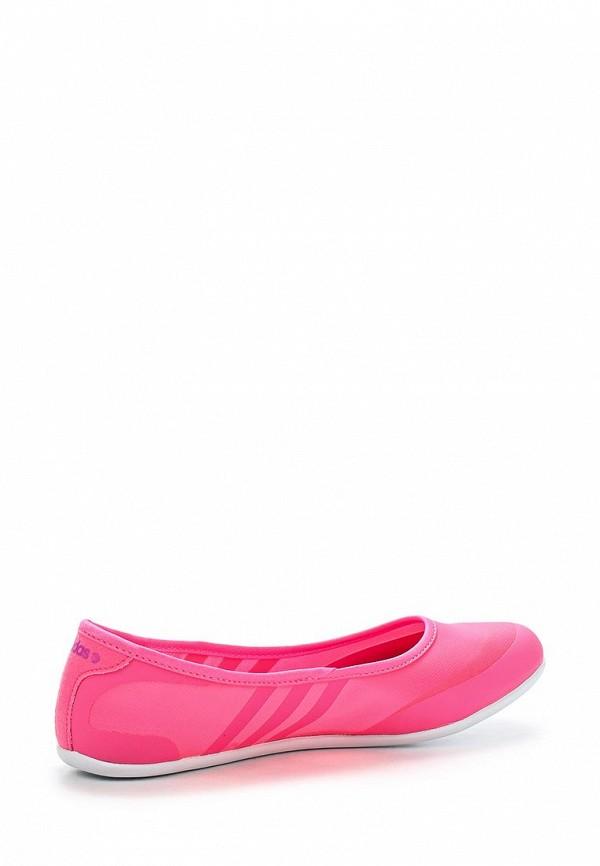 Женские балетки Adidas Neo (Адидас Нео) F97970: изображение 2
