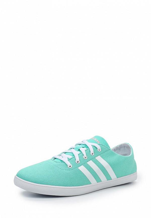 Женские кеды Adidas Neo (Адидас Нео) F37921: изображение 1