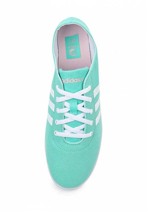 Женские кеды Adidas Neo (Адидас Нео) F37921: изображение 3