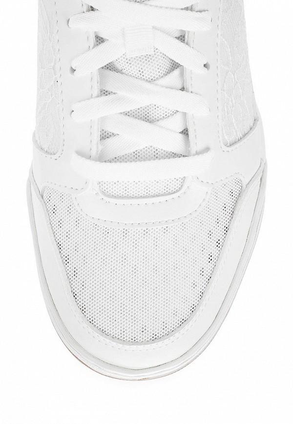 Женские кеды Adidas Neo (Адидас Нео) F98709: изображение 4
