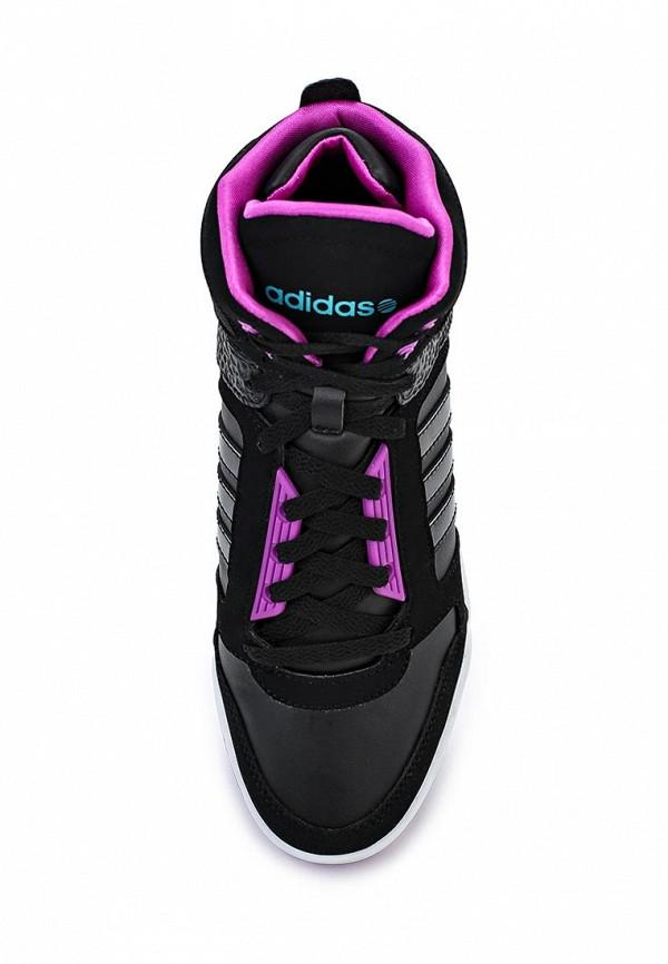 Женские кеды на танкетке Adidas Neo (Адидас Нео) F98656: изображение 4