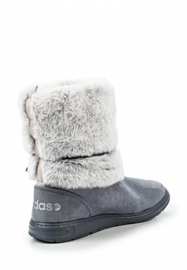 Сапоги на плоской подошве Adidas Neo (Адидас Нео) F98846: изображение 2