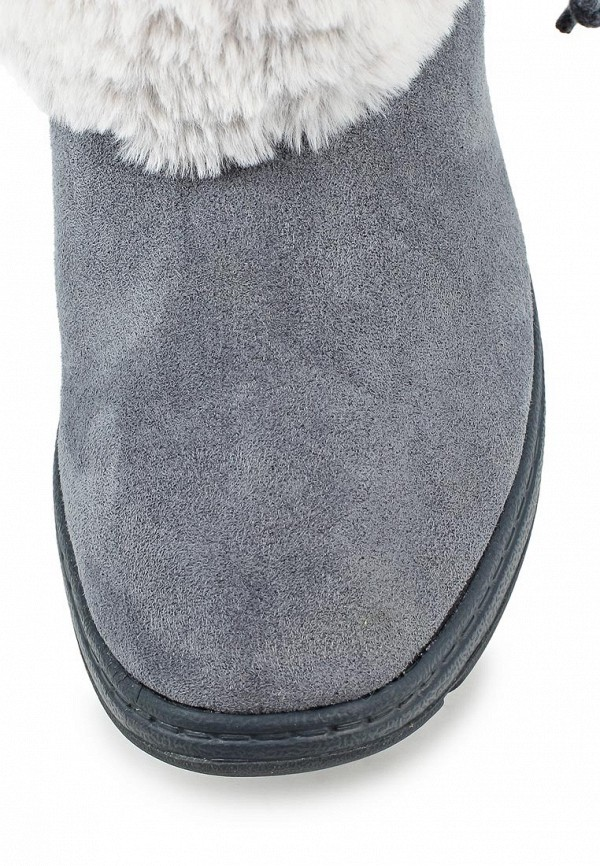 Сапоги на плоской подошве Adidas Neo (Адидас Нео) F98846: изображение 4