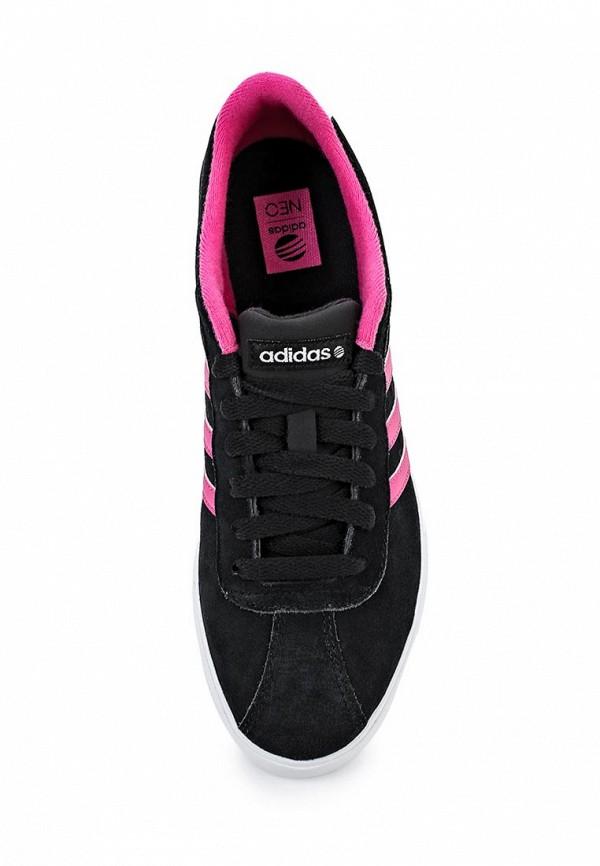 Женские кеды Adidas Neo (Адидас Нео) F98659: изображение 4