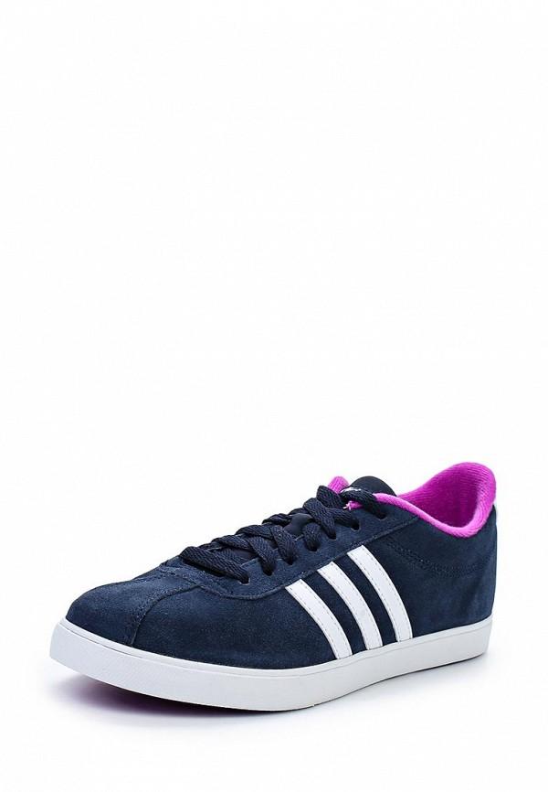 Женские кеды Adidas Neo (Адидас Нео) F98660: изображение 1