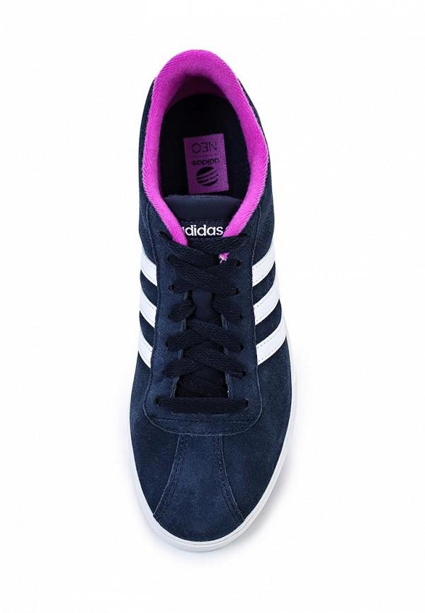Женские кеды Adidas Neo (Адидас Нео) F98660: изображение 4