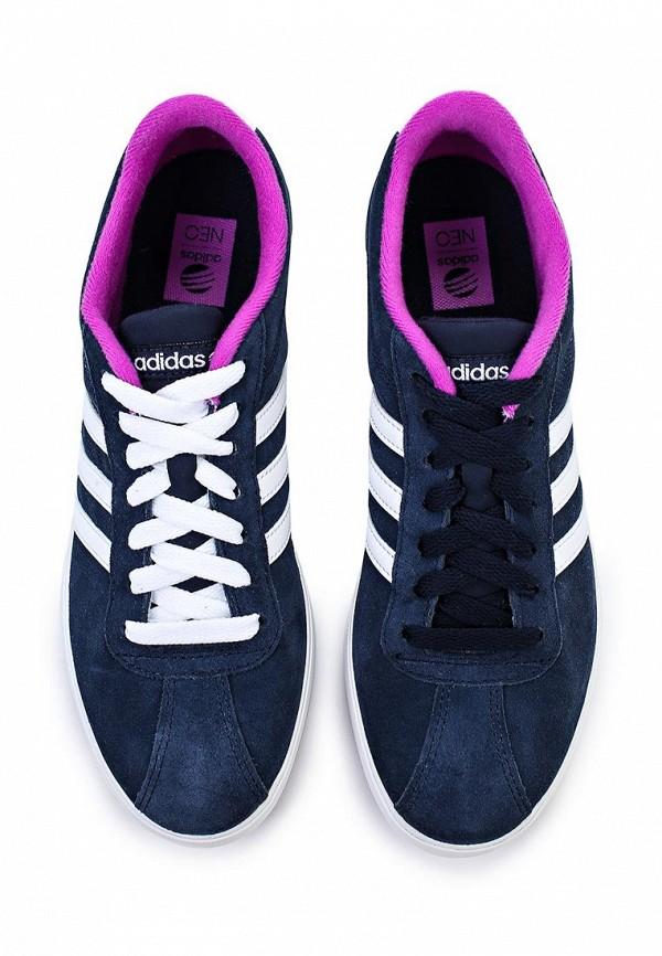 Женские кеды Adidas Neo (Адидас Нео) F98660: изображение 5