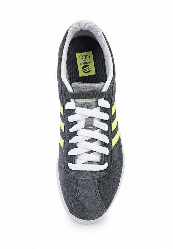 Женские кеды Adidas Neo (Адидас Нео) F98441: изображение 4