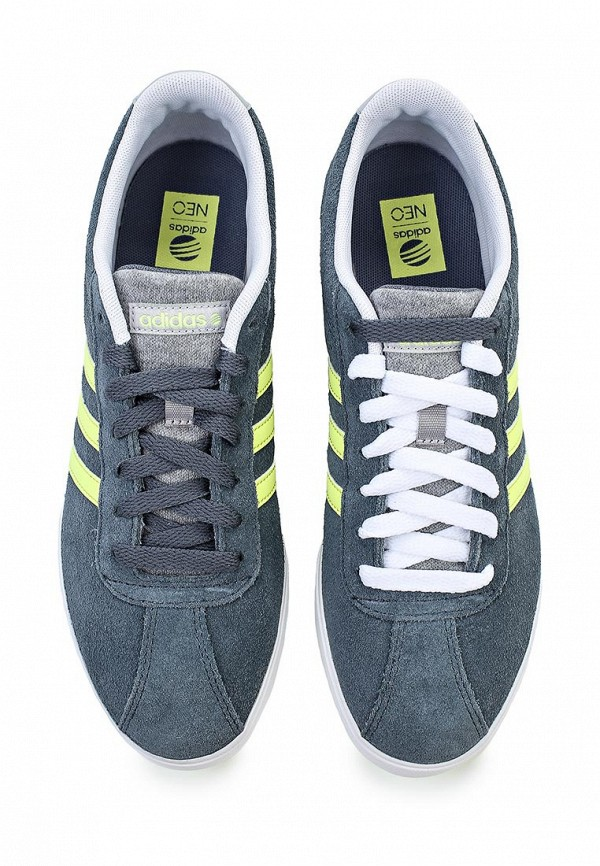 Женские кеды Adidas Neo (Адидас Нео) F98441: изображение 5