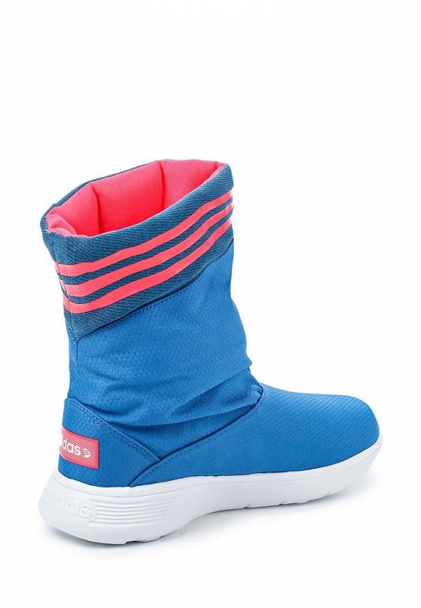 Сапоги на плоской подошве Adidas Neo (Адидас Нео) F98833: изображение 2